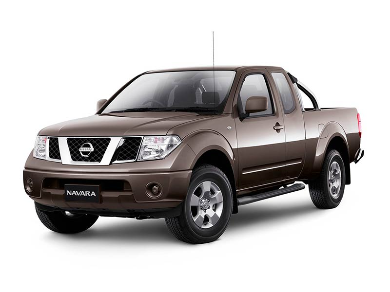 Navara D40 King Cab 2005-2016
