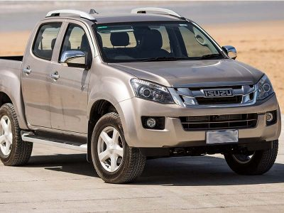 D-Max Double 2007-2011