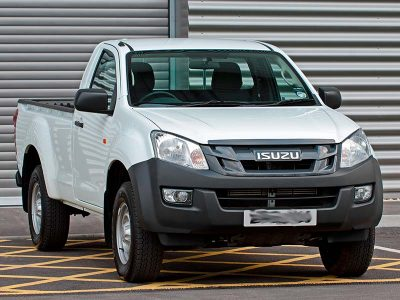 D-Max 2012-2016 Extended Cab
