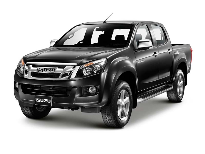 D-Max 2017-... Double Cab