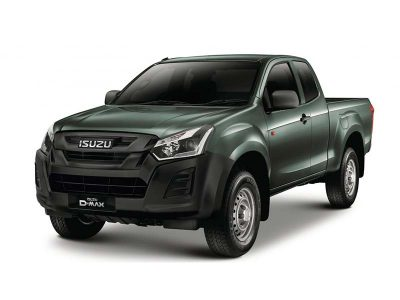 D-Max 2017-... Extended Cab