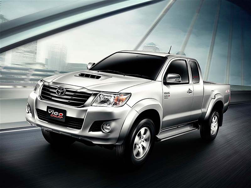 Hilux Extra Cab 2008-2016