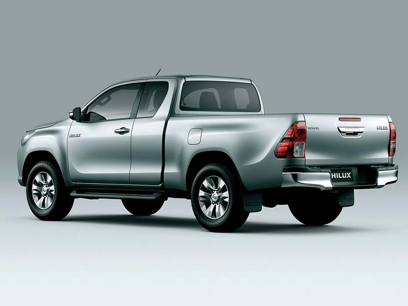 Hilux Extra Cab 2016-...