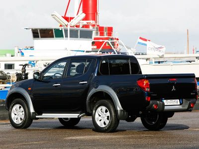 L200 Double Cab Longbed 2010-2016