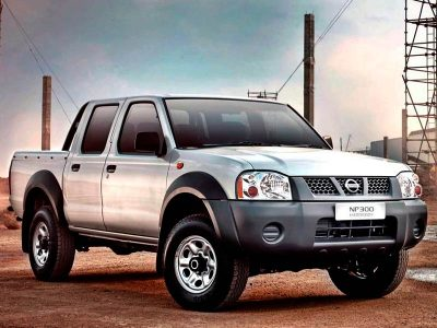 Np300 Double Cab 2008-2015