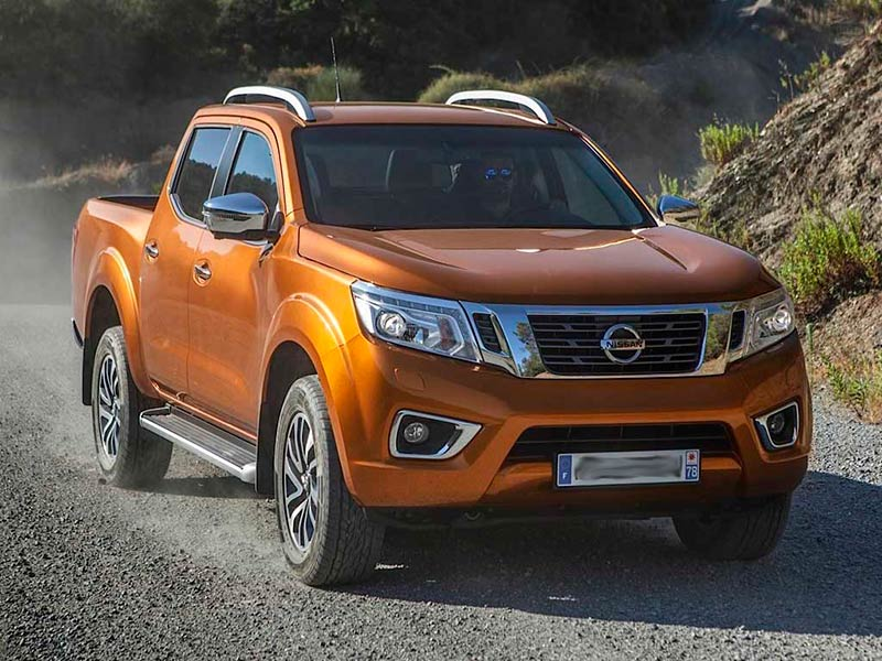 NP300 2015-.. Double Cab