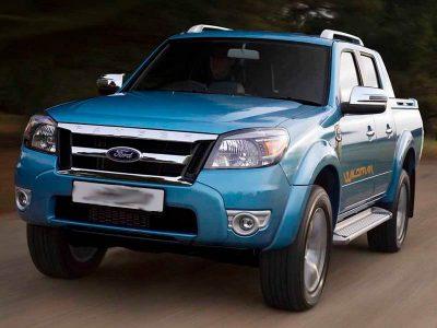 Ranger Double Cab 2007-2011
