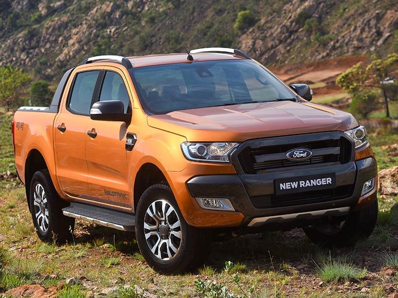 Ranger 2012-...Double Cab